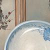 Still Life With Porcelain & Silk