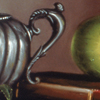 Still Life With Pewter Urn